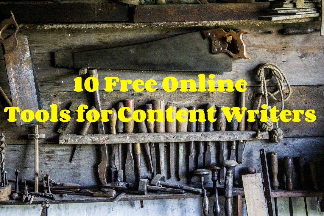 10 free online tools for content writers featured image